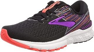 Brooks Australia Women's Adrenaline GTS 19 Road Running Shoes, White/Grey