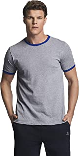 Russell Athletic Men's Essential Cotton Ringer T-Shirt Shirt