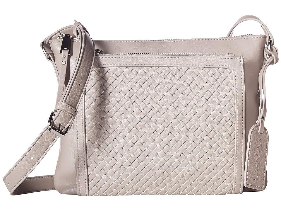 ec92c9666e SOLE / SOCIETY Ady Crossbody (Grey) Cross Body Handbags