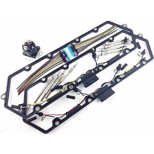 03 F350 7.3 Parts: Amazon.com  F Glow Plug Relay Wiring Diagram on