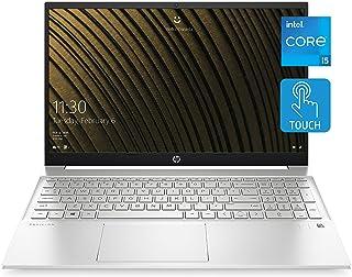 HP Pavilion 15 ラップトップ、第11世代 Intel Core i5-1135G7 プロセッサー、8 GB RAM、515 GB SSDストレージ、HD IPS Micro-Edge ディスプレイ、Windows 10 Home、...