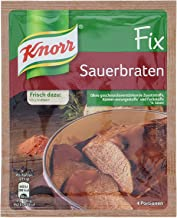 Knorr Fix sauerbraten (Sauerbraten) (Pack of 4)