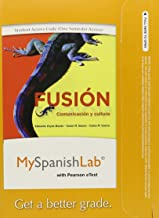 MyLab Spanish with Pearson eText -- Access Card -- for Fusion: Comunicacion y cultura (one semester access)