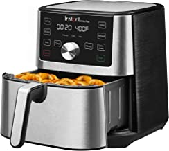 Instant Pot Vortex Plus 6-in-1 Air Fryer, 6 Quart, 6 One-Touch Programs, Air Fry, Roast,..