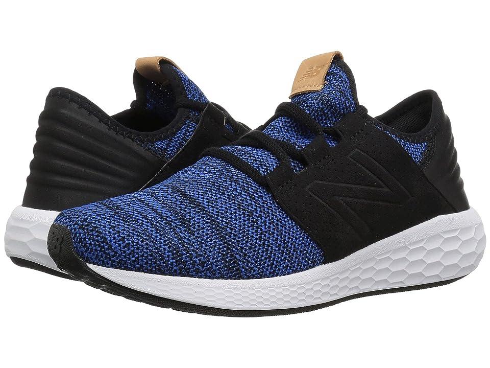 New Knitteam Fresh V2 RoyalblackMen's Balance Cruz Foam Shoes Running nN8vmw0