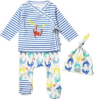 Piccalilly Rain Forest 3 Piece Baby Gift