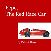 Pepe, the Red Race Car
