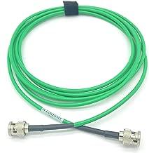 AV-Cables 3G/6G HD SDI Mini RG59 BNC Cable - Belden 1855a (3ft, Green)