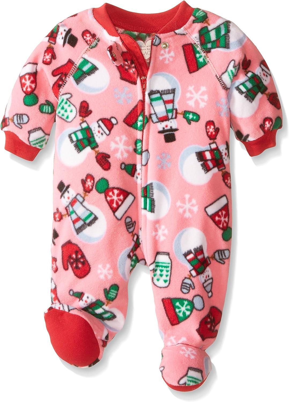 The Childrens Place Baby Boys Stretchie Pajamas