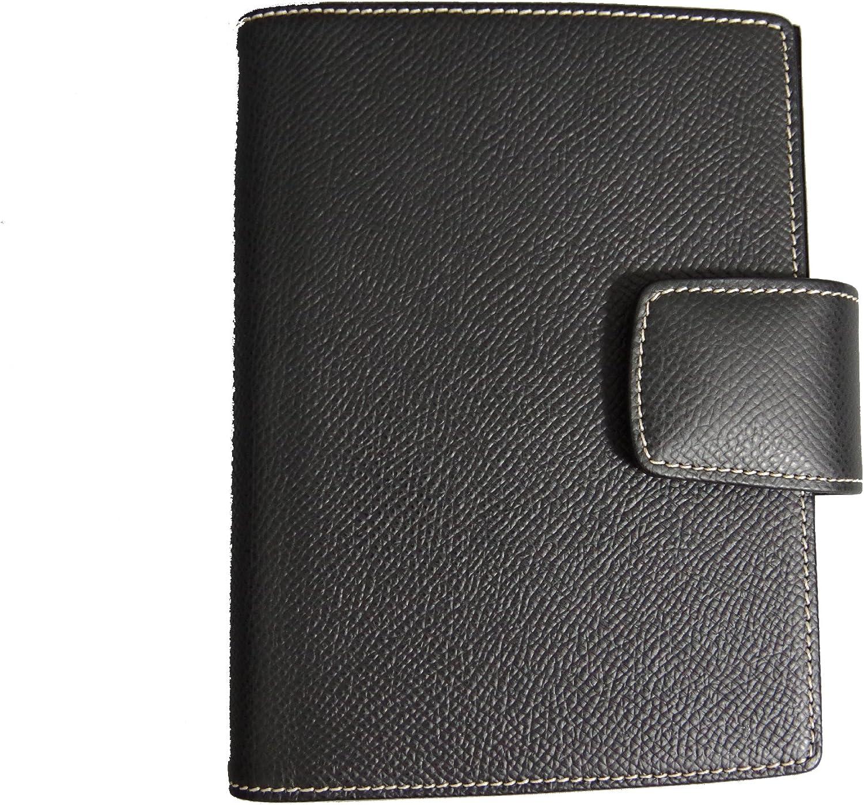 Graf von Faber-Castell Pocket Agenda Leder schwarz geprägt B000WE51V2 | Neuankömmling