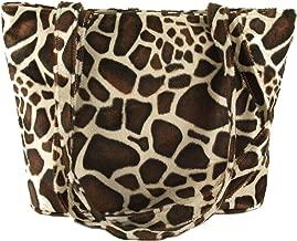 Best giraffe print tote bag Reviews