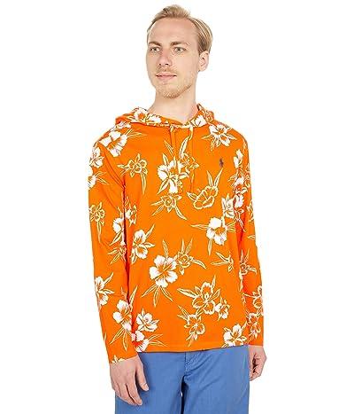 Polo Ralph Lauren Floral Jersey Hooded T-Shirt