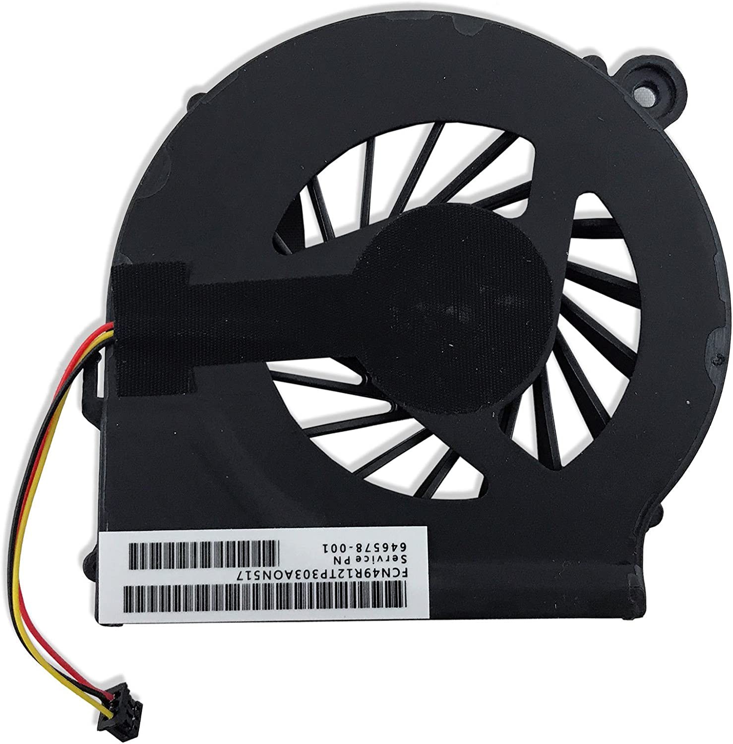 New product type CPU Purchase Cooling Fan Replacement for HP 606573-001 595832-001 597