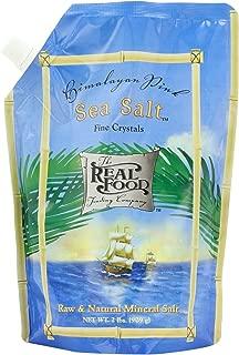Funfresh Foods Real Food Trading Company Himalayan Pink Sea Salt, 2-Pound