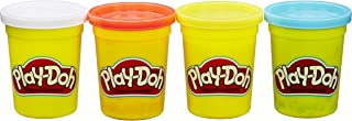 Play-Doh B6508 4 Pack Classic Colors, 16 oz, Small