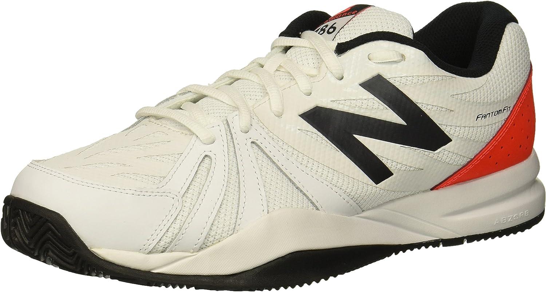 Attention brand New Balance Men's 786 V2 Tennis Court Hard Shoe Attention brand