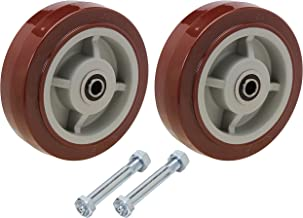 U-Boat Cart Center Wheel Replacement Kit | Includes Two 8x2