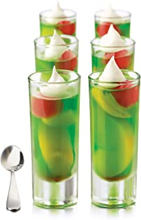 Best libbey dessert shot glasses Reviews