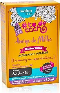 Amigo de Milho Misturinha #Tô de Cacho - Liberado, Salon Line, Salon Line