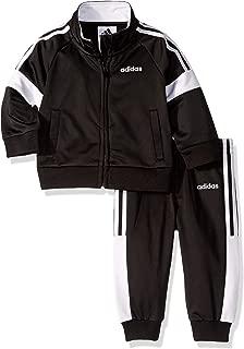Baby Boys Raglan Tricot Jacket and Pant Set