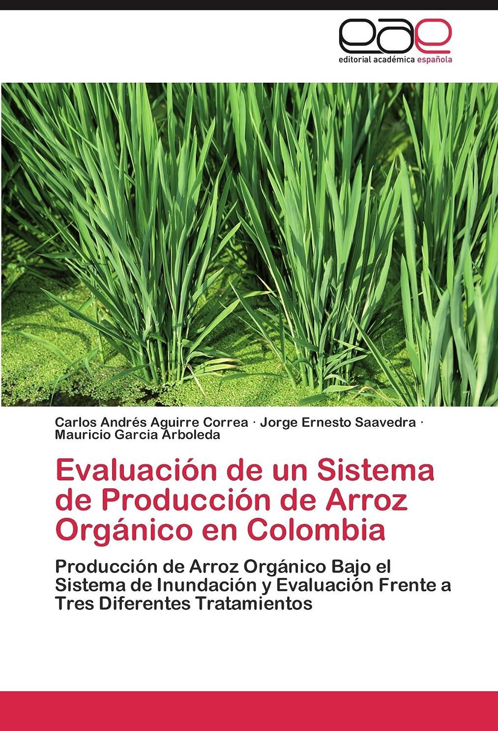 リーレシピマエストロEvaluacion de Un Sistema de Produccion de Arroz Organico En Colombia