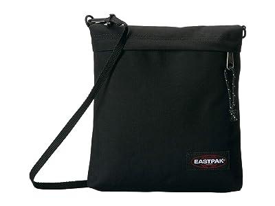 EASTPAK Lux (Black) Cross Body Handbags