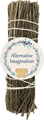 popular Alternative Imagination Desert Sage Incense Wands, for Aromatherapy, Cleaning, sale Meditation, new arrival Yoga, and Smudging. Pack of 1 online sale