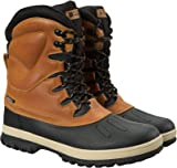 Mountain Warehouse Arctic Mens Waterproof Snowboots - Fast Dry Mens Shoes, Quick Wicking Winter Boots, Warm Footwear, Flat Shoe Laces - for Travelling, Snow, Hiking