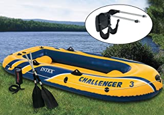 Amazon com: With Motor - Inflatable Rafts / Boats: Sports