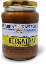 Goshen Honey Amish Extremely Raw Carpathian Pure BUCKWHEAT Honey 100% Organically Natural with Life Enzymes Health Benefit...