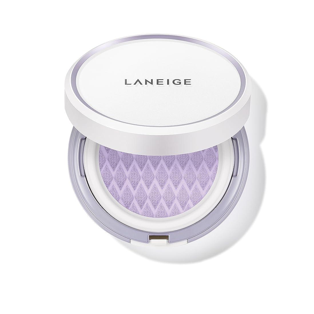以前はこっそりところでラネージュ[LANEIGE]*AMOREPACIFIC*[新商品]スキンベなベースクッションSPF 22PA++(#40 Light Purple) 15g*2 / LANEIGE Skin Veil Base Cushion SPF22 PA++ (#40 Light Purple) 15g*2 [海外直送品] [並行輸入品]