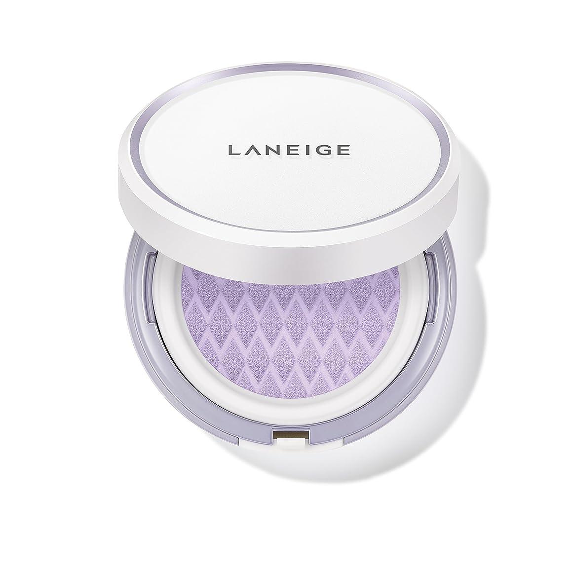 約設定ふさわしいエラーラネージュ[LANEIGE]*AMOREPACIFIC*[新商品]スキンベなベースクッションSPF 22PA++(#40 Light Purple) 15g*2 / LANEIGE Skin Veil Base Cushion SPF22 PA++ (#40 Light Purple) 15g*2 [海外直送品] [並行輸入品]