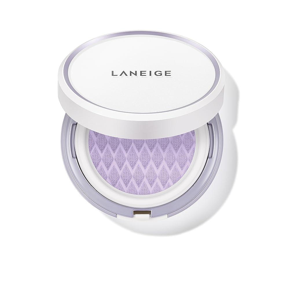 生命体編集者遠足ラネージュ[LANEIGE]*AMOREPACIFIC*[新商品]スキンベなベースクッションSPF 22PA++(#40 Light Purple) 15g*2 / LANEIGE Skin Veil Base Cushion SPF22 PA++ (#40 Light Purple) 15g*2 [海外直送品] [並行輸入品]