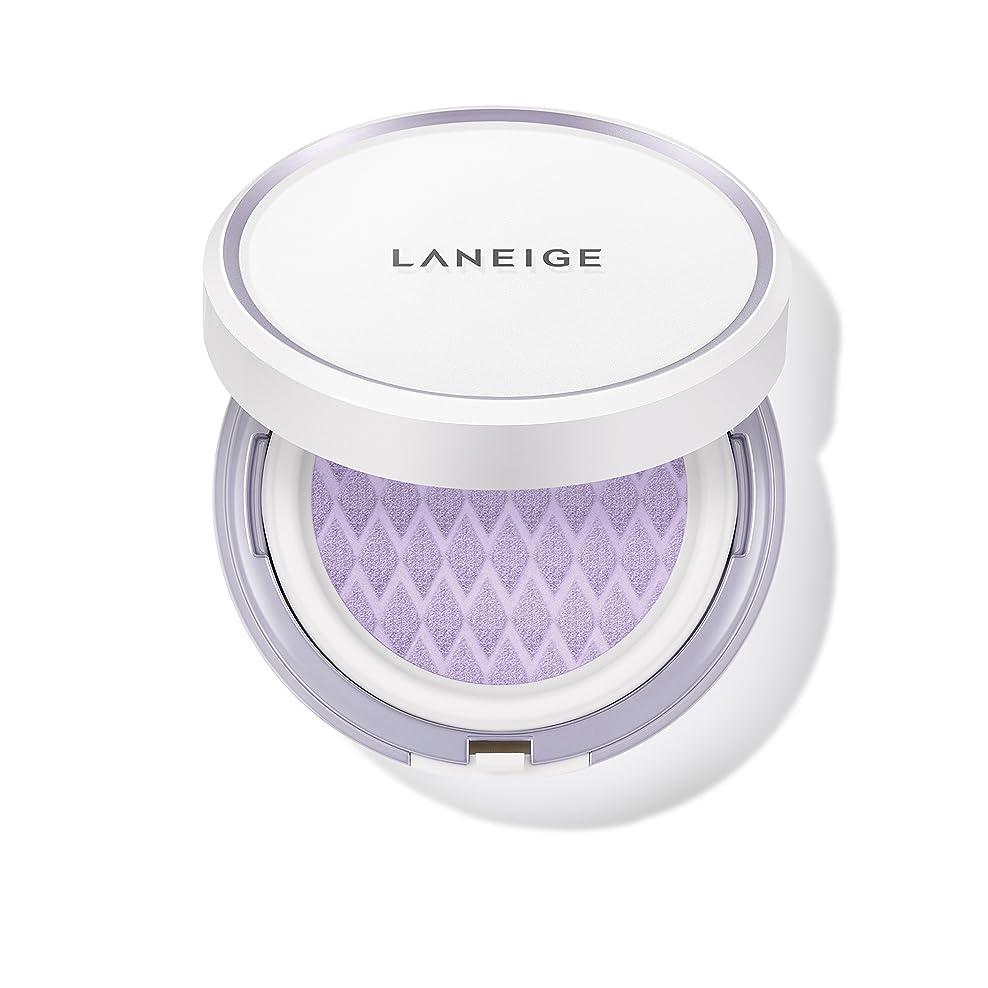 テラスごめんなさい気候の山ラネージュ[LANEIGE]*AMOREPACIFIC*[新商品]スキンベなベースクッションSPF 22PA++(#40 Light Purple) 15g*2 / LANEIGE Skin Veil Base Cushion SPF22 PA++ (#40 Light Purple) 15g*2 [海外直送品] [並行輸入品]