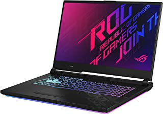 ASUS ゲーミングノートパソコン ROG Strix G17 G712LW (i7-10750H / 32GB, 1TB (PCIE 3.0 x2)/ RTX 2070 / 17.3インチ / 1,920×1,080 (フルHD) (144H...