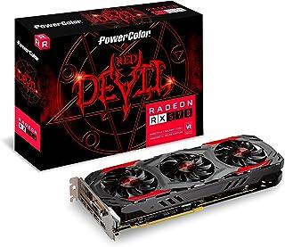 PowerColor Red Devil Radeon RX 570 Radeon RX 570 4GB GDDR5 - Tarjeta gráfica (Radeon RX 570, 4 GB, GDDR5, 256 bit, 4096 x 2160 Pixeles, PCI Express 3.0)