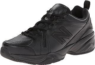 New Balance Women's WX608V4 Cross-Training Shoe,Black,6.5 D US