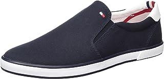 Tommy Hilfiger-FM0FM00597-Men-Low Cut Sneakers Sneakers-MIDNIGHT-43 EU