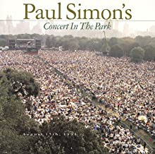 Concert In The Park August 15 1991