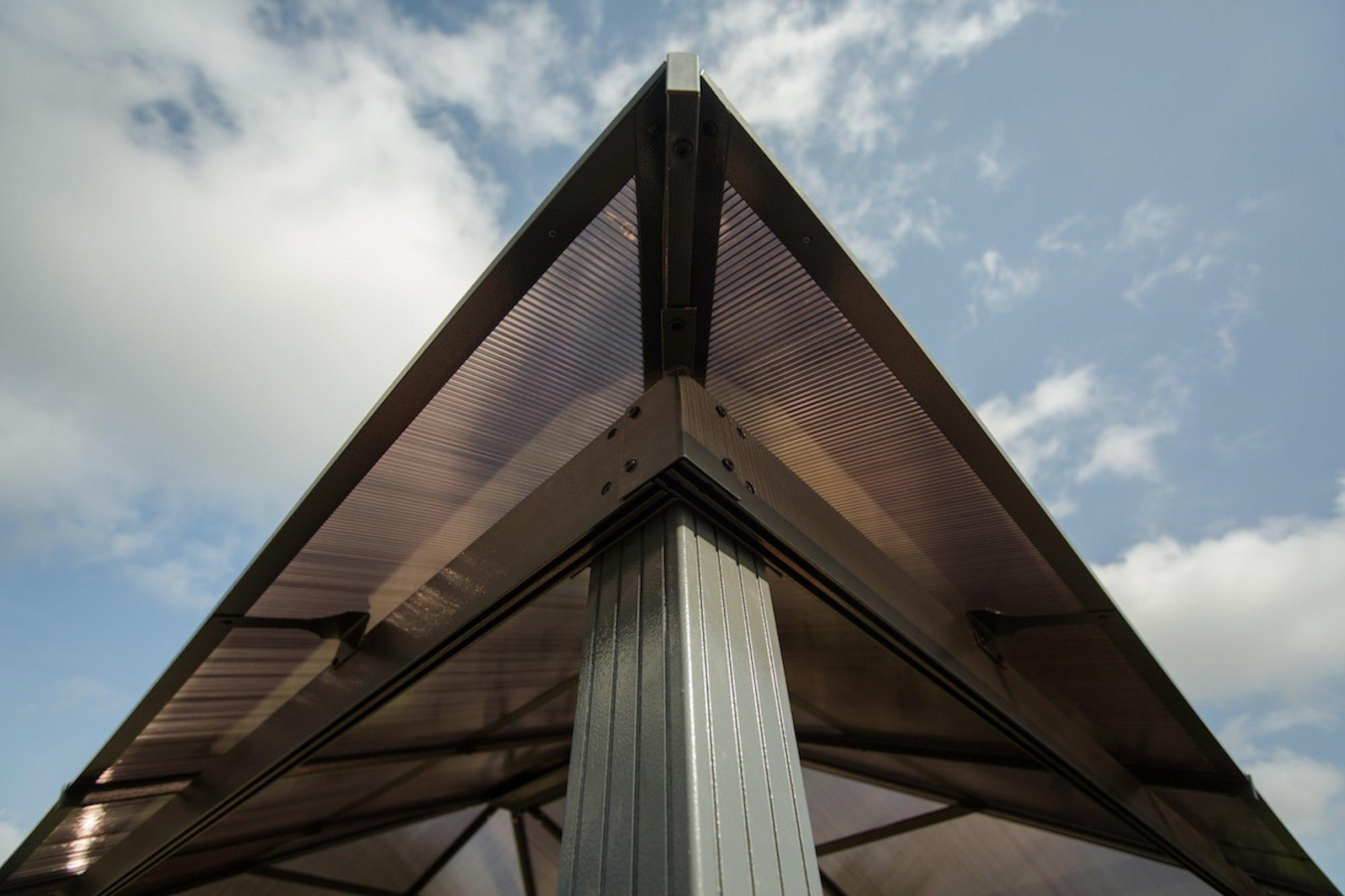 SYSTEMS TRADING CORP STC – Cenador de Madrid, 10 por 13-Feet: Amazon.es: Jardín