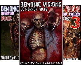 Demonic Visions 50 Horror Tales (6 Book Series)