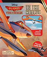 Disney Planes: Fire & Rescue: To the Rescue: Build 6 Planes That Really Fly! (3) (Build the...)