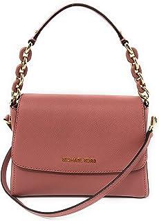 c3e2c00122b474 Michael Kors Sofia Small East West Saffiano Leather Satchel Crossbody Bag
