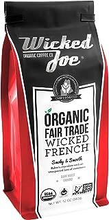Wicked Joe Coffee Wicked French Ground, 12 oz