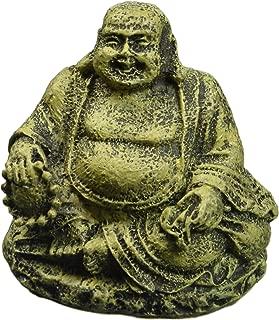 Penn-Plax RR564 Mini Sitting Buddha Ornament Deco Replica