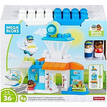 Mega Bloks DXH55 Thomas und Harold Rettungstasche: Amazon