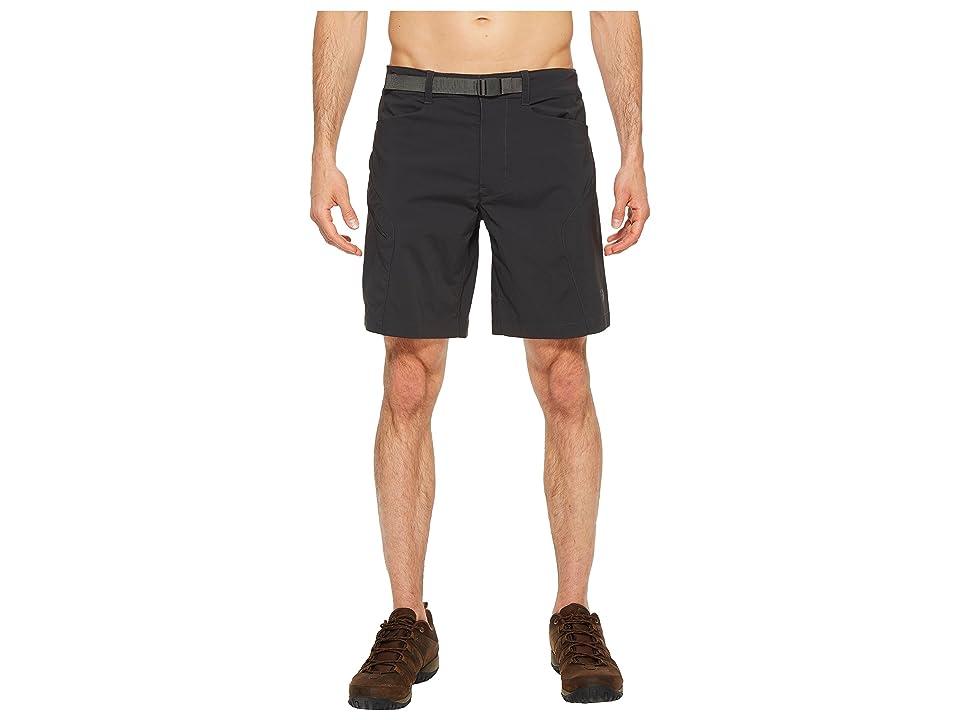 The North Face Straight Paramount 3.0 Shorts (Asphalt Grey) Men