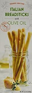 Trader Joe's Trader Giotto's Italian Breadsticks with Olive Oil, 3.5oz