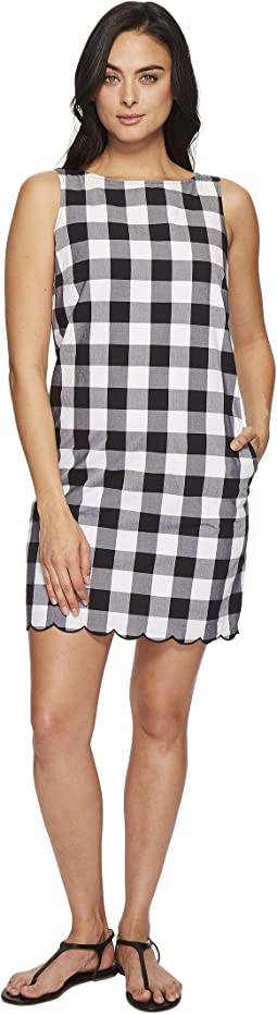 Tommy Bahama - Gingham Gables Short Dress