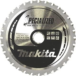 Makita A-96095 Metal/General Purpose 32T Carbide-Tipped Saw Blade, 5-7/8